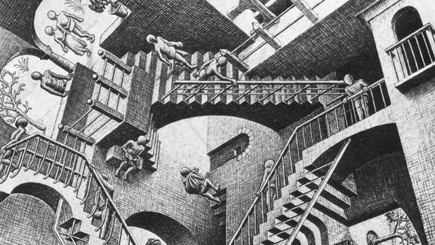 Cinque mostre a pasqua da vedere in italia for Escher mostra catania