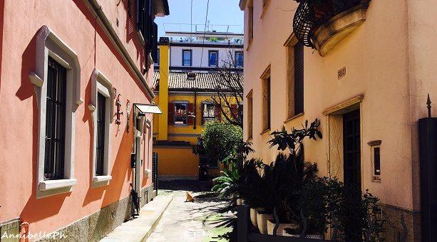 Luoghi sconosciuti di Milano