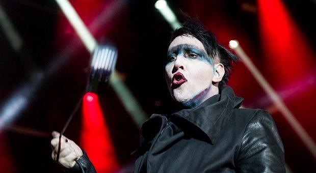 Marilyn Manson Torino