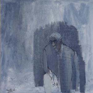 Ritratto di Morandi - Mattioli