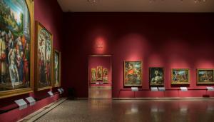 Pinacoteca di Brera, sala 21