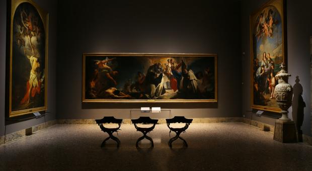 Pinacoteca di Brera,Quinto Dialogo Riallestimento