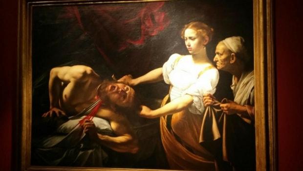 Caravaggio milano giuditta min milano weekend for Caravaggio a milano