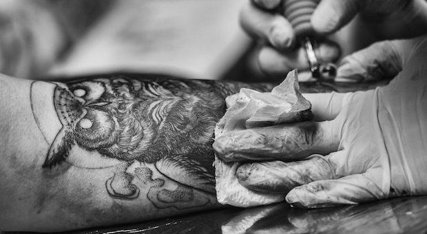 tattoo convention milano