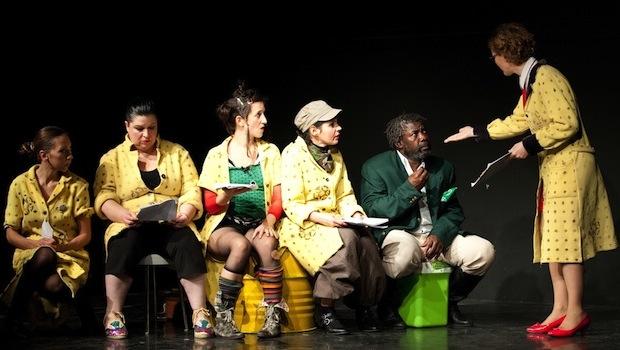 Teatro della Cooperativa stagione 2017 - 2018