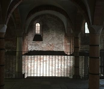 cripta san giovanni in conca