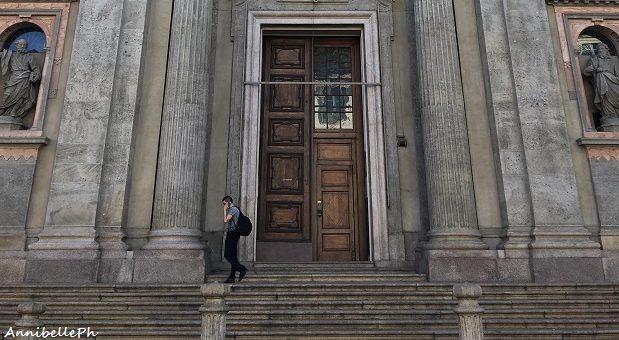 giro delle sette chiese milano