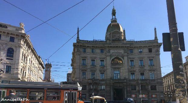 Piazza cordusio storia architettura e palazzi famosi for Palazzi davvero grandi