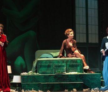 Le serve Piccolo teatro
