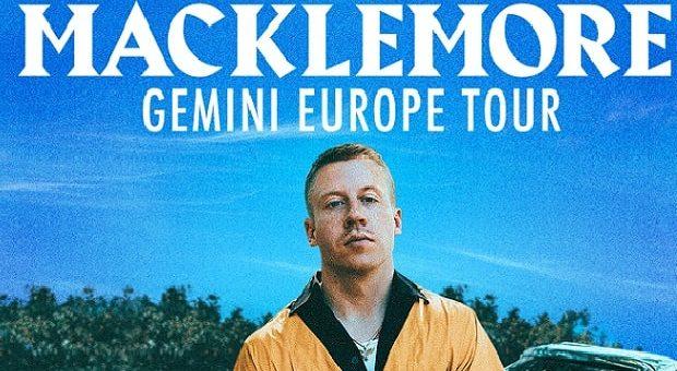 Macklemore concerto Milano