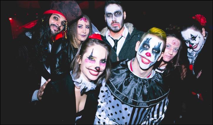 dove ballare ad Halloween a milano