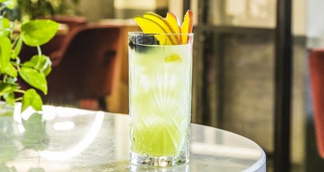 Soulgreen Milano cocktail