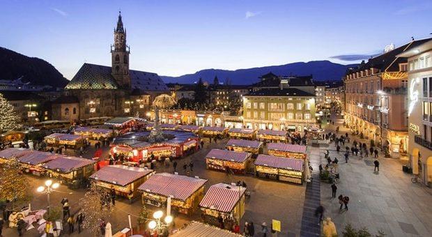 Mercatini Di Natale Trentino.Mercatini Di Natale In Veneto E Trentino Alto Adige La