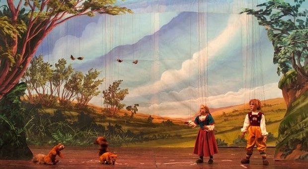 Hansel e Gretel Piccolo Teatro Studio Melato