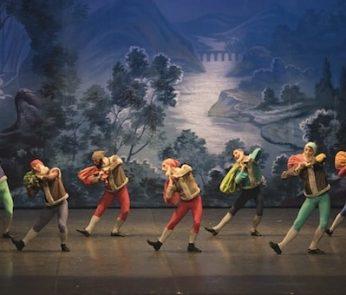 Don Quixote e Biancaneve e i sette nani al Teatro degli Arcimboldi