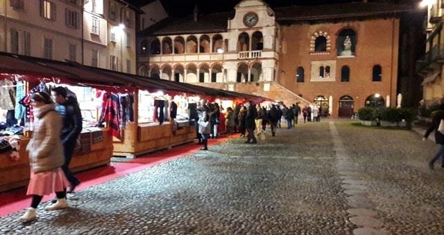 Mercatini di Natale Pavia