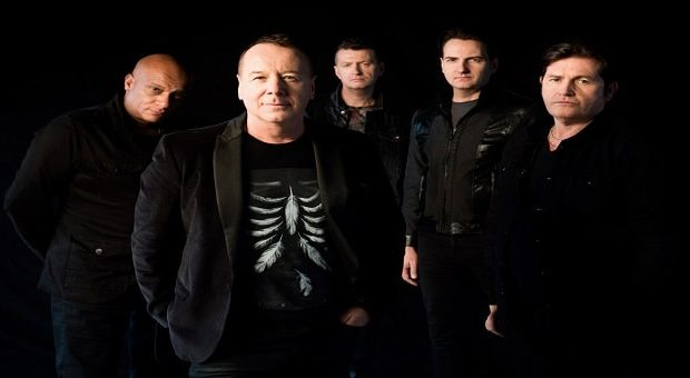 Simple Minds tour in italia