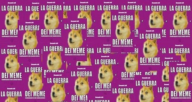 Alessandro Lolli La guerra dei meme