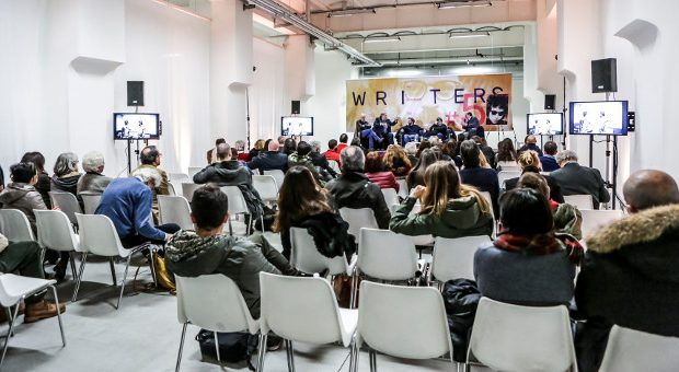 writers milano