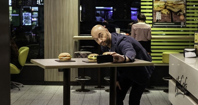 Joe Bastianich McDonald's