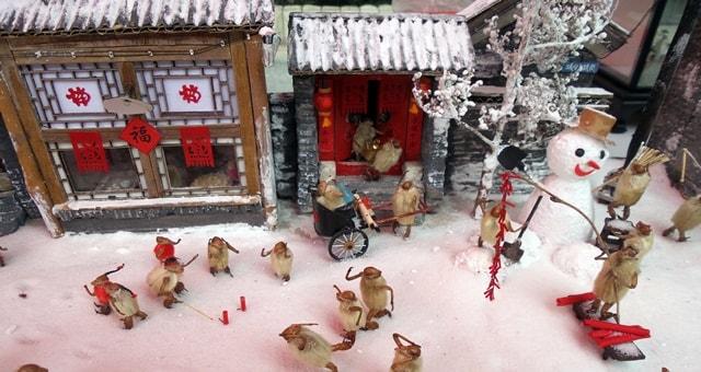 Capodanno cinese Triennale