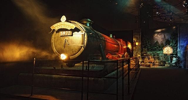 Harry Potter mostra
