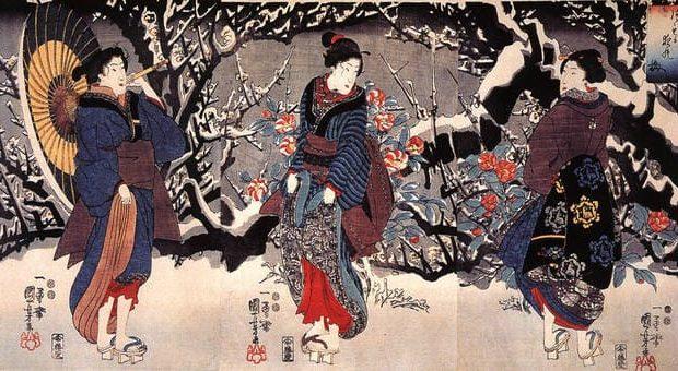 utugawa kuniyoshi a milano
