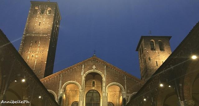 basilica sant'ambrogio