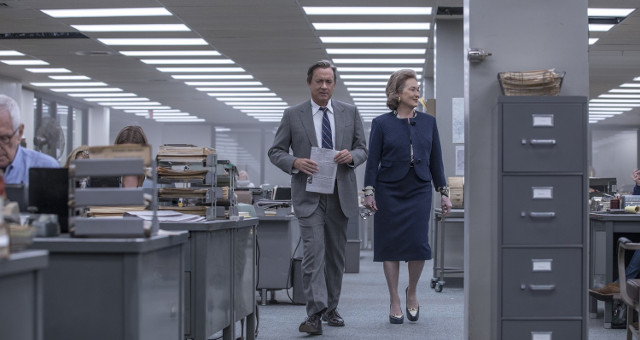 The Post film trama trailer Tom Hanks Meryl Streep