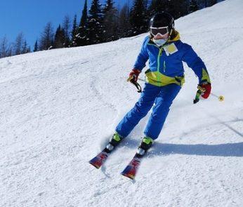 sciare vicino Milano