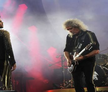 Queen e Adam Lambert a Milano