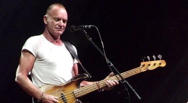 Sting tour 2018