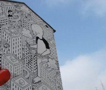 street art a milano giardino delle culture