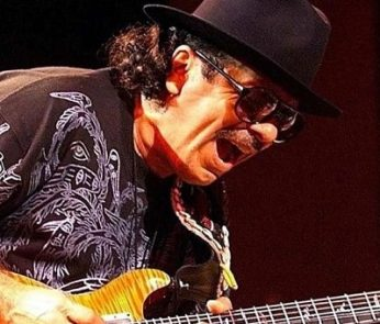 Santana Tour 2018 Italia