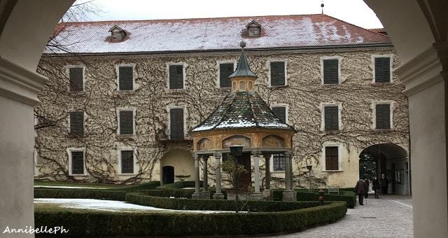 abbazia novacella