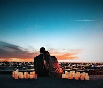coppia-tramonto-lanterne