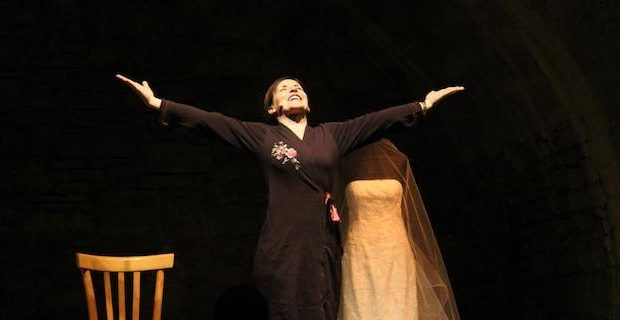 bocche di dama Spazio Teatro 89