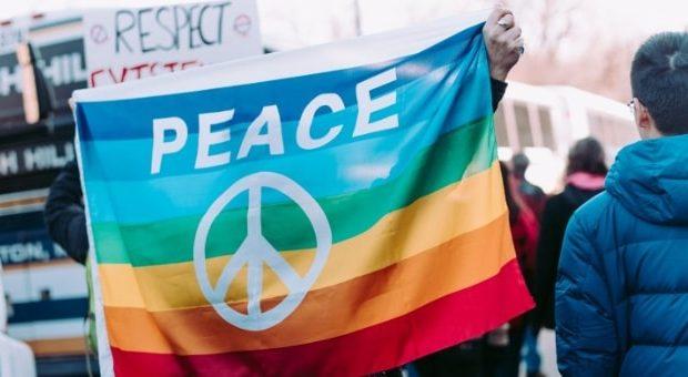 Marcia antirazzista e antifascista