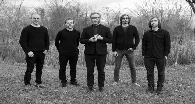 The National tour 2018