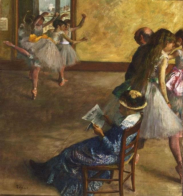 Impressionismo e avanguardie mostra