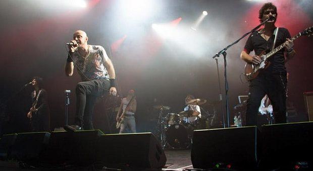 Concerti Milano aprile 2018 Negrita