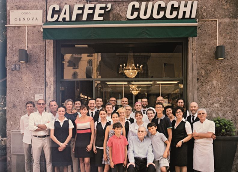 Famiglia Cucchi