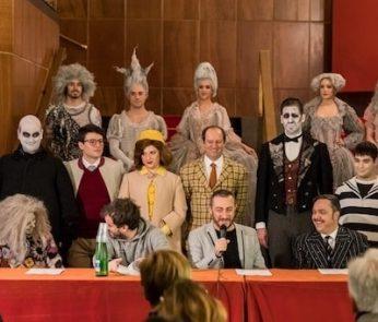 La Famiglia Addams Teatro Nuovo