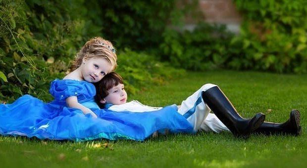 Attività per bambini al castello
