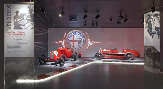 Museo Alfa Romeo caccia al tesoro