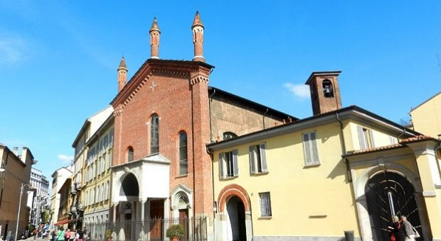 basilica di san calimero