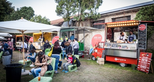 Just Streat Week Fuorisalone 2018