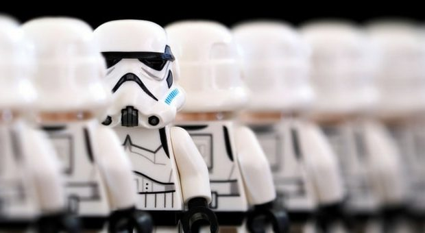 star wars is back mostra