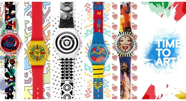 swatch time to art