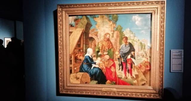 Dürer il magnifico a Spazio Teatro 89